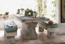 Outdoor spaces / by Patti Brockhoff Hobin