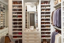 walk in closet  / by Abbe Studer