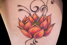Wishful Inking  / These are the tattoos I want on my body :) / by Kat Chatt