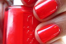 Polish + Pamper / Spa day ideas and colorful nail colors to browse for your next girls' night or manicure day!