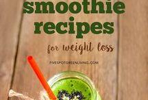 Healthy Smoothies and Beverages / Fruit smoothies, yogurt smoothies, ice cream drinks, herbal teas, drink recipes.