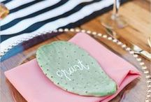 Party + Plan / Party favors, decor, & themes for any occasion