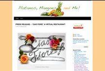 Food Blog Information