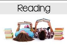 My Reading Pad / Collection of ideas and tips for close reading, small groups, guided reading, organization, anchor charts, Daily 5