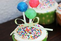 Party Time & Lots of (Cup)cakes