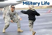 Military Life / The military lifestyle is unique, with challenges and rewards that are unmatched! This is a place to share the photos that reflect your military life!