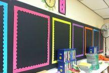 Classroom Design/Decor / Inspiring classroom design and decor