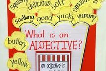 Grammar / Collection of Language ideas for the primary elementary classroom