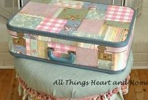 Decoupage and scrapbooking