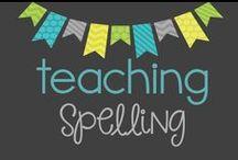Spelling / Spelling Ideas