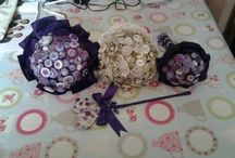 My makes :-)  / Some of the bits and pieces made by my own fair hands :)