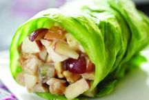 yummy - healthy / by Jessica Schlosser