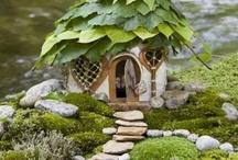 Fairy Gardens, Forests & Doors