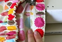Sew, what's new?! / Textile work of all kinds