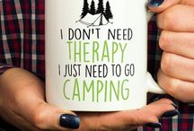 Camping--get me out of here!!!