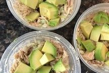 Healthy Lunch Recipes / All healthy recipes for lunch at home or work.
