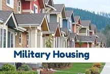 Military Housing / Sharing information, tips, tools and tricks to make the most of your military housing experience.