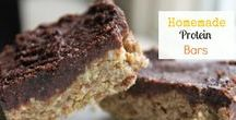 Healthy Snack Recipes / Healthy recipes for snacks for toddlers, kids and grownups!