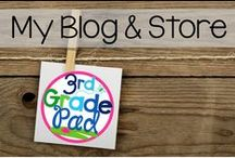 3rd Grade Pad / A collection of my blog posts assist primary teachers with technology, task cards, reading, and math.