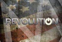 Revolution / NBC's Revolution!! I'm really sad that it got cancelled. :(