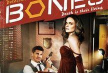 Bones / Fox's hit drama series Bones! I love the squints!