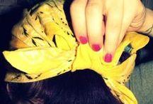 My Style: Hair / by Kat Chatt