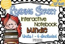 Reading Street / Collection of my resources to support Reading Street in 2nd, 3rd and 4th grade