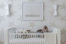 Nursery / Inspiration for baby rooms and nurseries for the modern little boy and girl.  / by Mandy Roberson