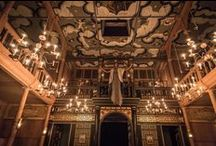 Winter Season 2015 - 2016 / This winter, we're staging Shakespeare's later plays in the Sam Wanamaker Playhouse: Pericles, Cymbeline, The Winter's Tale and The Tempest - not to mention a special series of candlelit concerts and events...