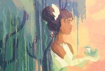 Disney: The Princess & the Frog