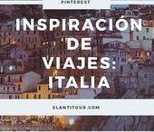 Inspiración de viajes: Italia