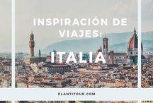 Inspiración de viajes: Italia / Inspiración de viajes: Italia- Información, guías y consejos para viajar a Italia
