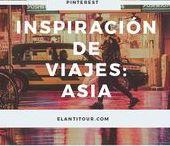 Inspiración de viajes: Asia