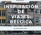 Inspiración de viajes: Bélgica