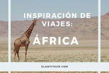 Inspiración de viajes: África / Inspiración de viajes: África - Información, guías y consejos para viajar a África