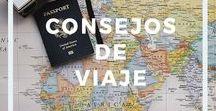 Consejos de viaje / Consejos de viaje - Alojamiento, equipaje, transporte, ahorros, planificación, información útil