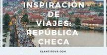 Inspiración de viajes: República Checa