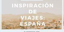 Inspiración de viajes: España