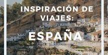 Inspiración de viajes: España / Inspiración de viajes: España - Información, guías y consejos para viajar a España