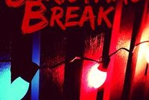 Christmas Break / A visual ti-in to my short story collection, Christmas Break (available Black Friday 2017!)
