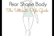 Clothing: petite pear