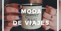 Accesorios + moda de viaje / Accesorios y moda de viajes - Ropa y accesorios inspirados en viajes