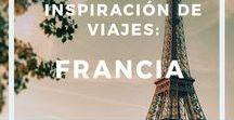 Inspiración de viajes: Francia / Inspiración de viajes: Francia - Información, guías y consejos para viajar a Francia