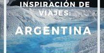 Inspiración de viajes: Argentina / Inspiración de viajes: Argentina - Información, guías y consejos para viajar a Argentina