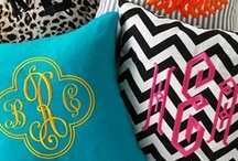 Monogram Madness / by April Roycroft Fitness