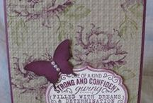 Stampin & Scrappin  / cards, papercrafts & scrapbooking  / by Terry Kemmitz