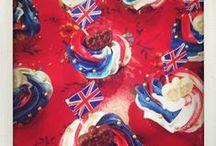 + cakes + / by Sophie van Winden