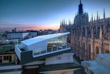 Amazing Milano! / This is the place where I live, work, laugh and dream