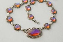 Vintage Necklaces / by Gemma Villani