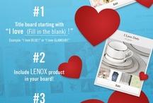 I Love Lenox! Dont you? / by Cindi Tailz